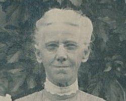 Mary Ann <I>Burkhead</I> Hamilton