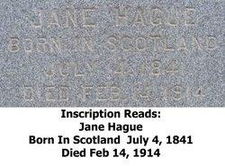 Jane <I>Collins</I> Bevan
