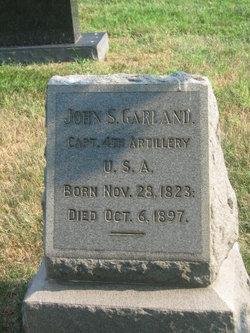 Capt John Spotswood Garland, Jr
