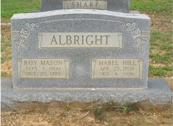 Roy Mason Albright