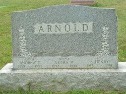 A Henry Arnold