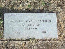 Rodney Lovell Britton