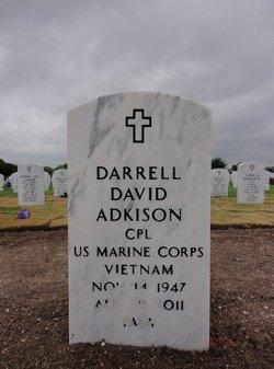 Darrell David Adkison