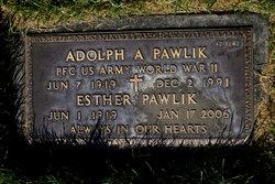 Adolf A Pawlik 1919 1991