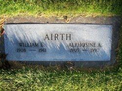 Alphosine A. <I>Lewis</I> Airth