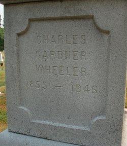 Charles Gardner Wheeler