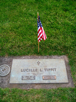 Lucille l tippit 1900 1995 find a grave memorial for Evergreen memorial gardens vancouver wa