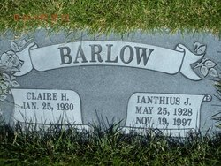 Ianthius J Barlow
