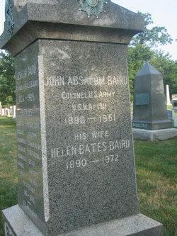Helen <I>Bates</I> Baird