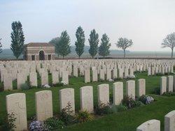 Queant Road Cemetery