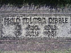 Philo Tolman Dibble