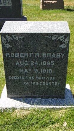 Robert R Braby