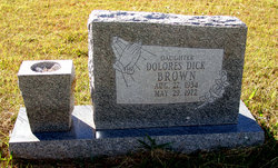 Dolores <I>Dick</I> Brown