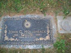 "John Geist ""Jack"" Hollenback"