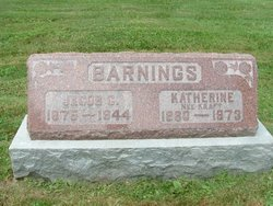 Katherine Eliza <I>Kraft</I> Barnings