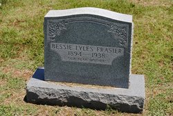 Bessie Josephine <I>Lyles</I> Frasier