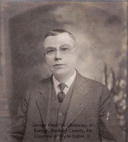 George Harrison Gibboney, Sr
