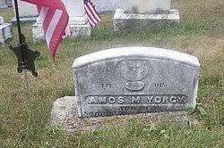 Corp Amos M Yorgey