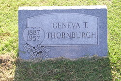 Geneva <I>Townsend</I> Thornburgh