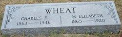 Charles Emory Wheat