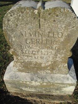 Alvin Leo Gerler