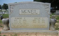 Sallie C <I>Shoaf</I> McNeil