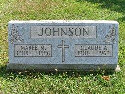 Maree M <I>Martin</I> Johnson