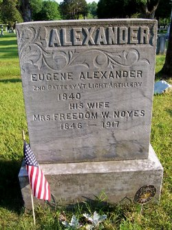 Mary Ann <I>Whittemore</I> Alexander