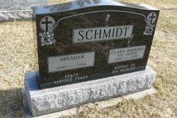 Clara Barbara <I>Snyder</I> Schmidt