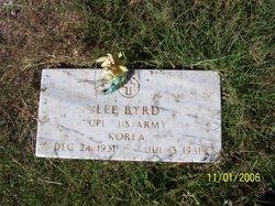 Lee Byrd