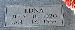 Edna <I>Walters</I> Abel