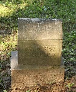 J. W. Aiken