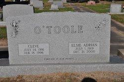 Elsie Adrian <I>Gidden</I> O'Toole