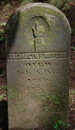 Elizabeth F. <I>Barlow</I> Hufferd