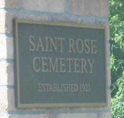 Saint Rose Cemetery