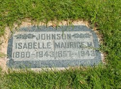 Isabelle M <I>McCaa</I> Johnson