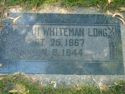 Hannah <I>Whiteman</I> Long