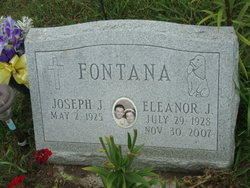 Eleanor J. <I>Romaine</I> Fontana
