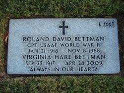 Roland David Bettman