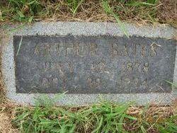 Arthur Bates