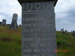 Mary P <I>Skidmore</I> Butler