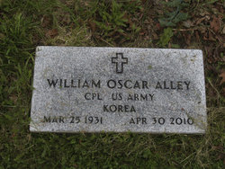William Oscar Alley, Sr