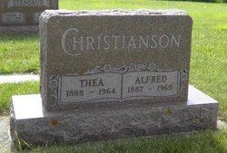 Alfred George Christianson