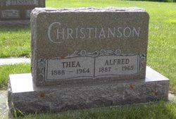 Thea Caroline <I>Anderson</I> Christianson