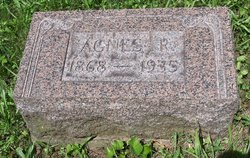 Agnes <I>Roberts</I> Van Camp