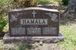 Mary Florence <I>Hahn</I> Hamala