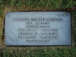 Richard Walter Gardiol