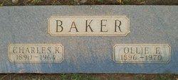 Charles Keener Baker