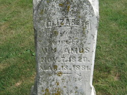 Elizabeth <I>Bramble</I> Amos