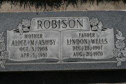 Lindon Wells Robison